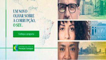 Lançamento Estadual do Programa Nacional de Prevenção à Corrupção
